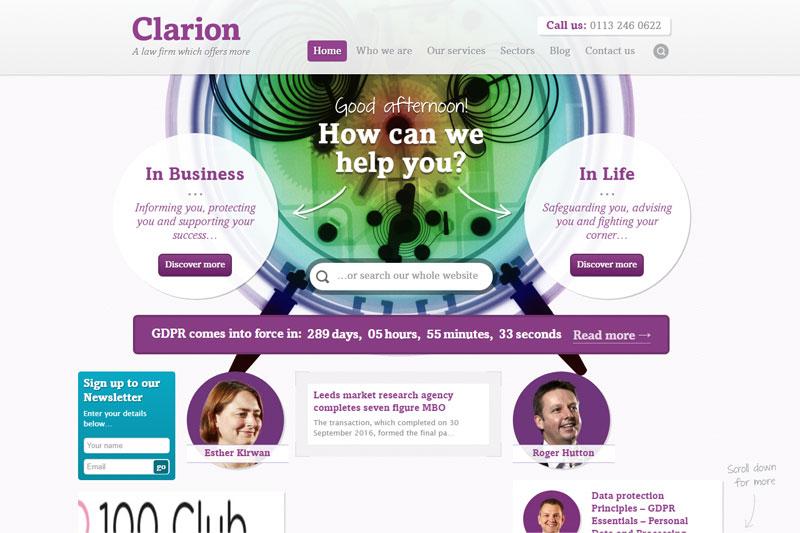 Clarion Leeds