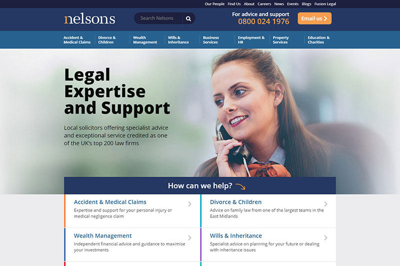 Nelsons Solicitors Nottingham