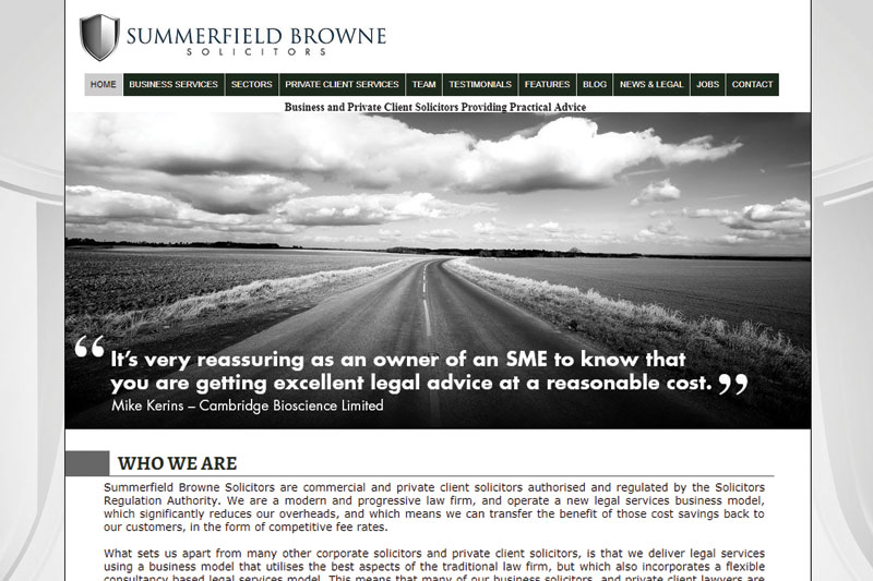 Summerfield Browne Limited London