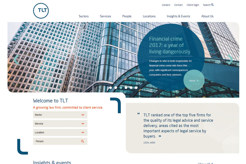 TLT Solicitors London