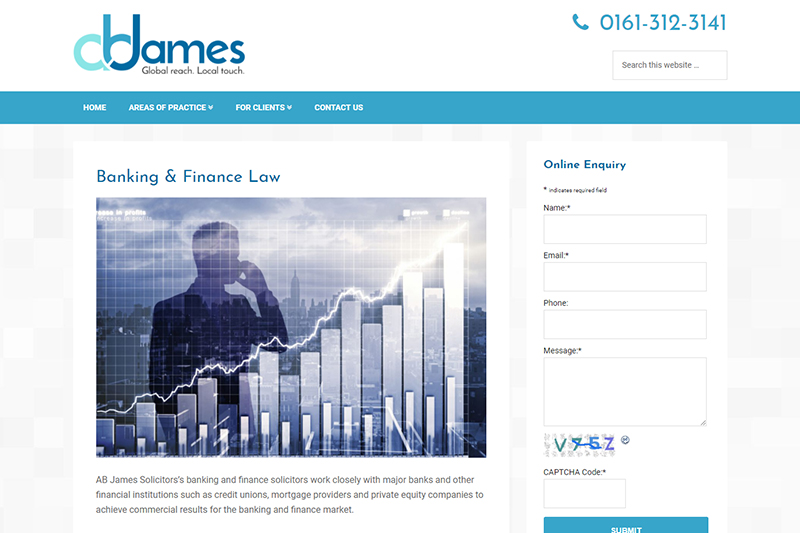 AB James Solicitors Manchester