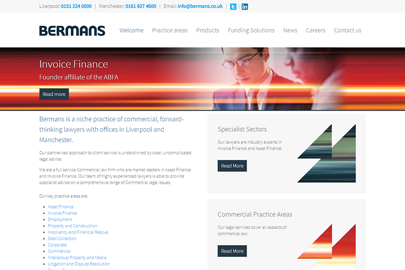 Bermans Solicitors Liverpool
