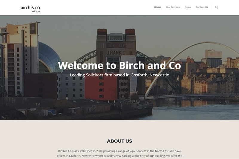 Birch & Co Solicitors Newcastle