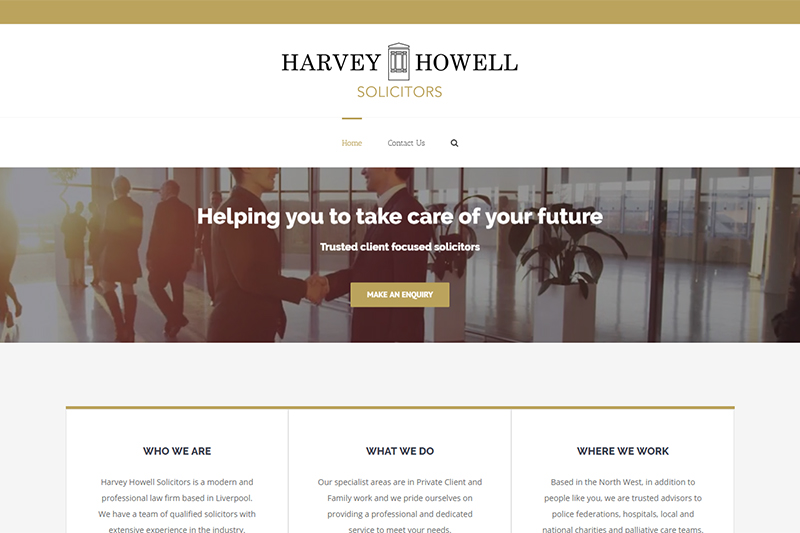 Harvey Howell Solicitors Liverpool