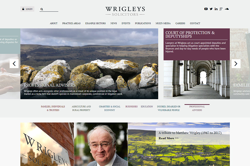 Wrigleys Solicitors Leeds